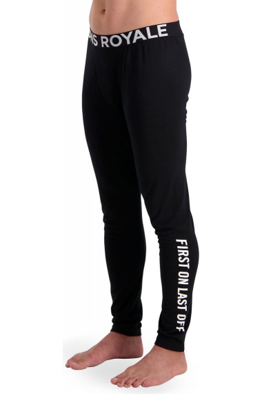 Fibertec Double Barrel Legging (H) Black