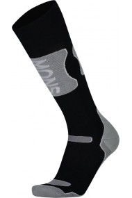 Pro Lite Tech Sock (H) Black Grey Marl