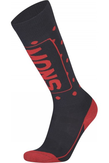 Mons Royale Mons Tech Cushion Sock (D) 9 Iron Poppy