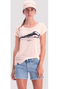 Estelle Cap Tee (D) Blush