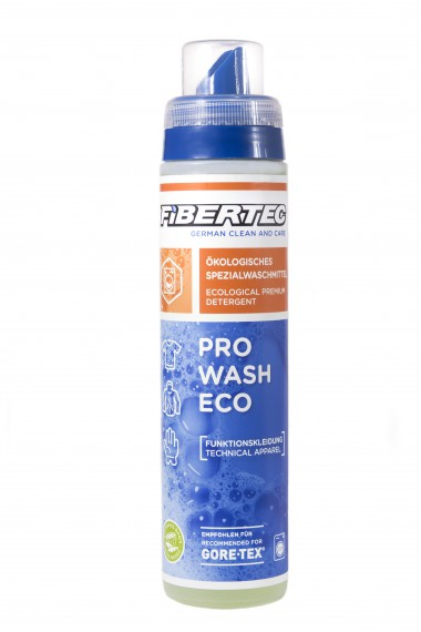 Fibertec Pro Wash Eco (250 ml)