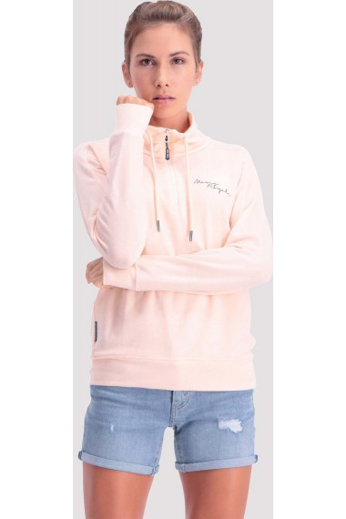 Covert Lite 1/2 Zip (D) Blush