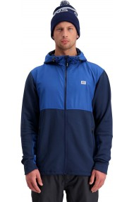 Decade Tech Mid Hoody (H) Navy Deep Ocean