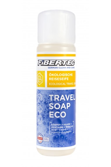 Fibertec Travel Soap Eco (250 ml)
