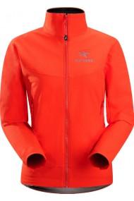 Gamma LT Jacket (D) Mango Tango