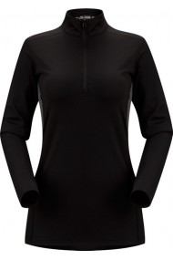 Phase AR Zip LS (D) Black