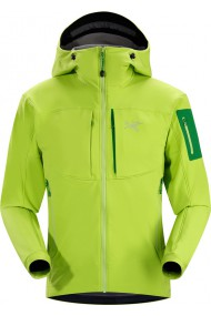 Gamma MX Hoody (H) Mantis Green