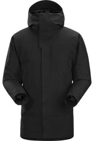 Therme Parka (H) Black