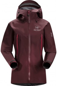 Beta LT Jacket (D) Cherrywine