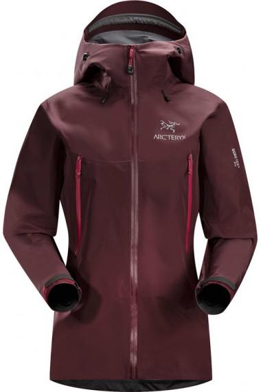 Arc'teryx Beta LT Jacket (D) Cherrywine