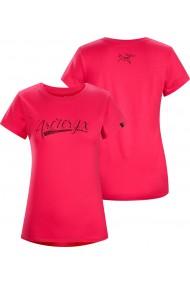 Script T-Shirt SS (D) Pink Tulip