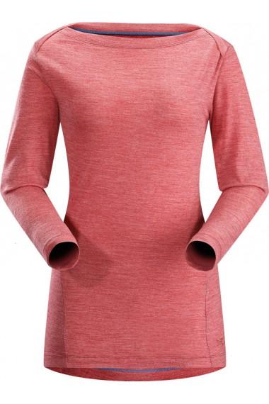 Arc'teryx A2B T-Shirt LS (D) Claret