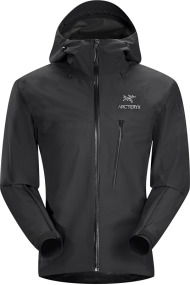 Alpha SL Jacket (H) Black