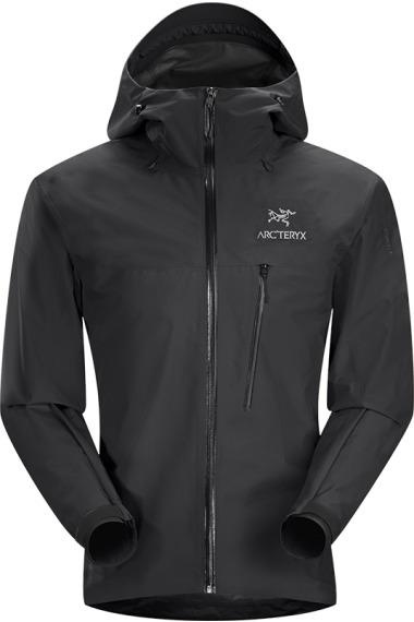 Arc'teryx Alpha SL Jacket (H) Black