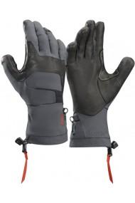 Alpha FL Glove (A) Graphite Cardinal