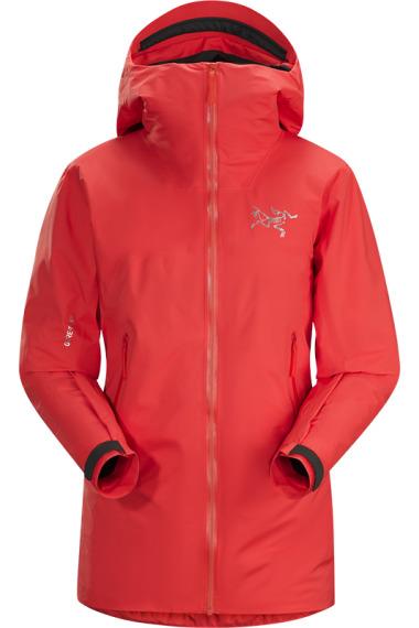 Arc'teryx Airah Jacket (D) Hard Coral