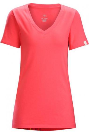 Arc'teryx Bird Trio T-Shirt SS (D) Pink Guava