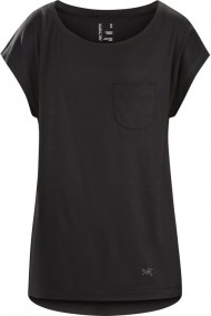 A2B Scoop Neck (D) Black