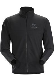 Gamma LT Jacket (H) Black