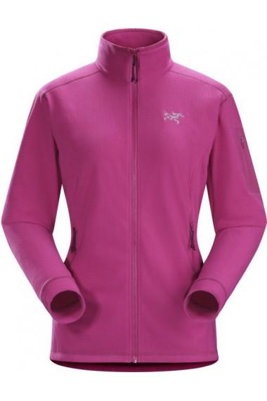 Arc'teryx Delta LT Jacket (D) Violet Wine