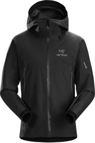 Beta LT Jacket (H) Black