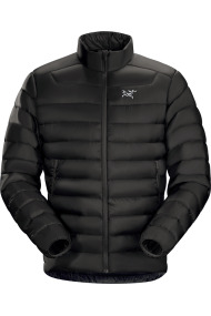 Cerium LT Jacket (H) Black