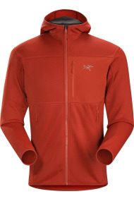 Fortrez Hoody (H) Ember
