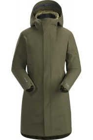 Durant Coat (D) Wildwood