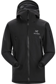 Beta SV Jacket (H) Black