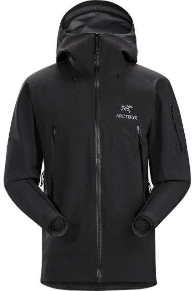 Arc'teryx Beta SV Jacket (H) Black