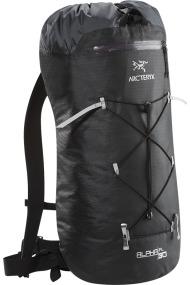 Alpha FL 30 Backpack (A) Black
