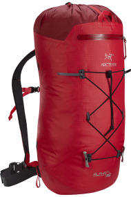 Alpha FL 45 Backpack (A) Cardinal