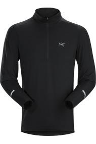 Cormac Zip LS (H) Black