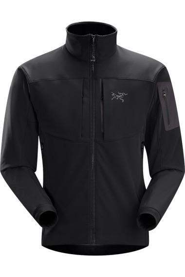 Arc'teryx Gamma MX Jacket (H) Blackbird