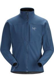 Gamma MX Jacket (H) Hecate Blue