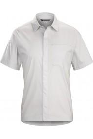 A2B Shirt SS (H) Delos Grey