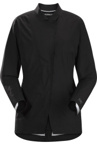A2B Hardshell Blazer (D) Black