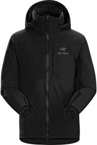 Fission SV Jacket (H) Black