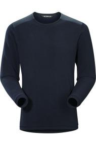Donavan Crew Sweater (H) Kingfisher