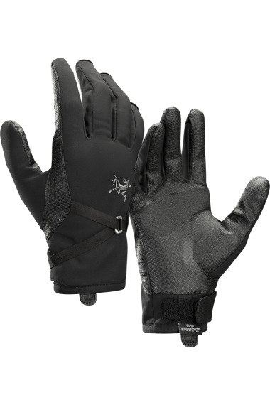 Arc'teryx Alpha MX Glove (A) Black
