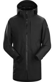 Sawyer Coat (H) Black