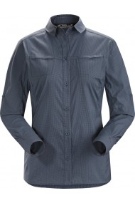 Fernie Shirt LS (D) Black Sapphire