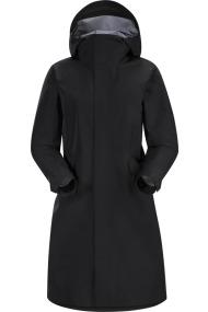 Andra Coat (D) Black