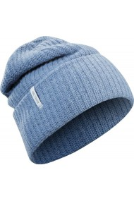 Chunky Knit Hat (A) Nightshadow Heather