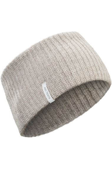 Arc'teryx Chunky Knit Headband (A) Lopi Heather