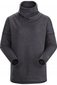 Laina Sweater (D) Carbon Copy Heather