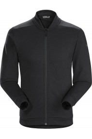 Dallen Fleece Jacket (H) Black