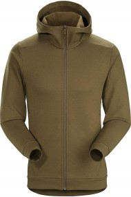 Dallen Fleece Hoody (H) Griz