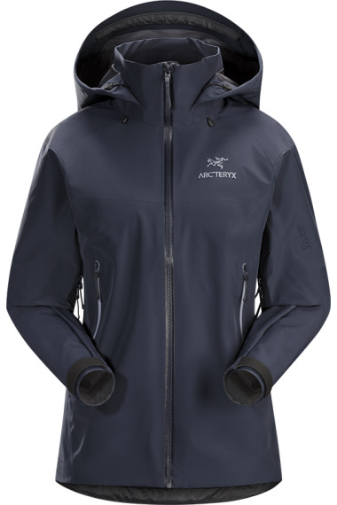 Arc'teryx Beta AR Jacket (D) Black Sapphire II