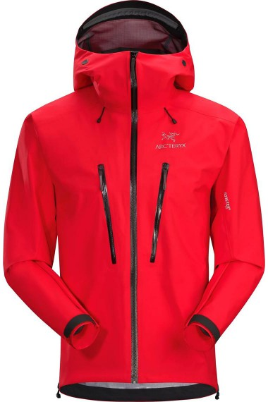 Arc'teryx Alpine Guide Jacket Dope Dye (H) Dope Red